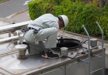 貯水槽水道検査