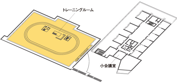 3階案内図