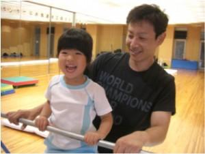 体操教室写真