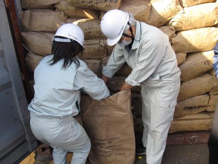 輸入食品の検査