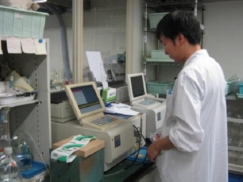 窒素分析検査
